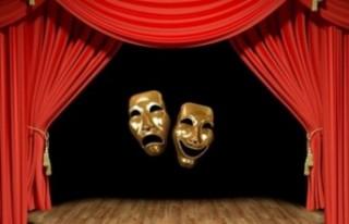 Girne Belediyesi'nin çocuk tiyatro gösterileri...