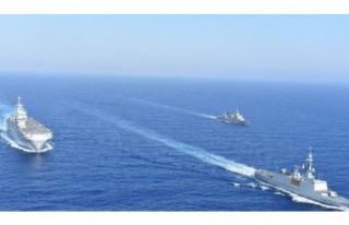 Mısır ve Fransa'dan Akdeniz'de ortak tatbikat