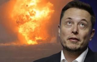 SpaceX'e ait uzay aracı infilak etti