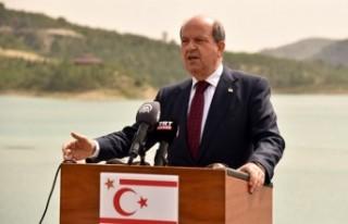 Tatar, Geçitköy Barajı ve arıtma tesisini ziyaret...
