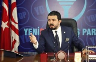 """Zaroğlu: YDP üyesi 9 bin 400 kişi benim yol arkadaşımdır"""""""