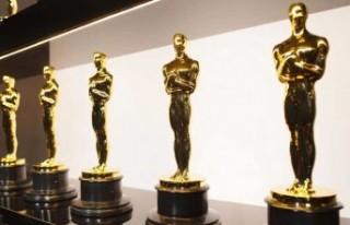 2021 Oscar Ödülleri'nde (93. Oscar Ödülleri)...