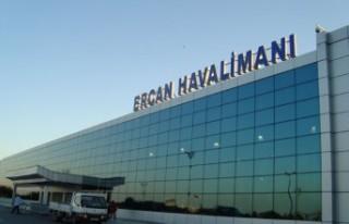 3 Sendika Ercan'da Grev Başlattı