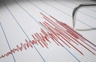 4 büyüklüğünde deprem