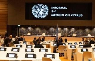 5+BM Gayriresmi Kıbrıs Konferansı Bugün Sona Eriyor