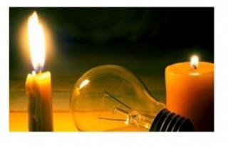 5 buçuk saatlik elektrik kesintisi yapılacak
