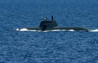 53 Kişilik mürettebatıyla kaybolan denizaltıyı...