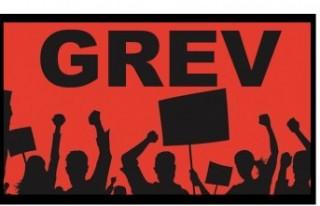 6 Sendika 8 Nisan'da Genel Grev Ve Meclis Önünde...