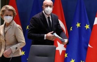 """""""AB Doğu Akdeniz'deki durumu zamana yaymak istiyor"""""""