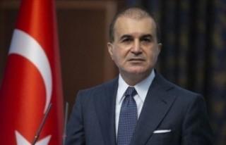 Ak parti sözcüsü Çelik'ten KKTC'de Kuran-ı...