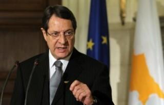 Anastasiadis: Türkiye'nin iki devlet hedefi...