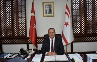 """Ataoğlu: """"Türkiye'deki kapanma,KKTC turizmini..."""