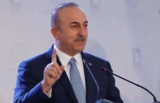 Çavuşoğlu yarın KKTC'de temaslarda bulunacak