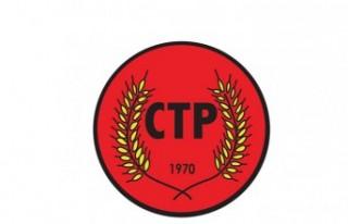 CTP'den Devlet Bahçeli'ye tepki