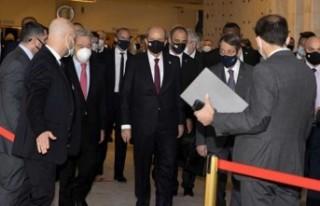 Cumhurbaşkanı Tatar'ın Sunduğu 6 Maddelik Öneriye...
