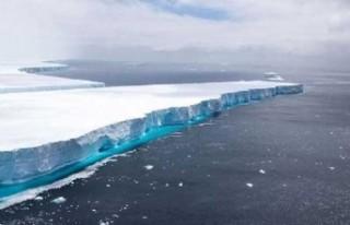 Dünyanın en büyük buzulu yok oldu
