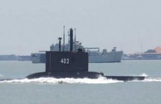 Endonezya'da kaybolan denizaltıdaki 53 kişi hayatını...