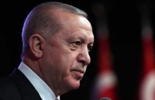 Erdoğan, Tatar'ı Arayarak Taziyelerini İletti