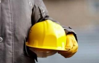 Girne'de iş kazası 1 kişi ağır yaralandı!