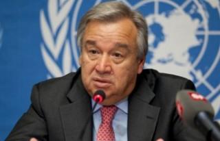 Guterres, Cenevre'deki Kıbrıs toplantısına...