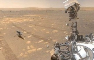 İnsanların Mars'ta Dolaştığı Günler Çok...