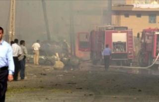 Irak'ın başkenti Bağdat'ta patlama: 1...