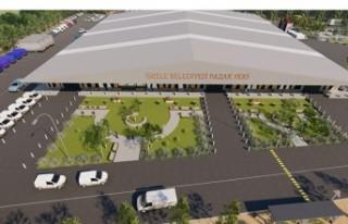 İskele Belediyesi Kapalı Pazar ve Terminal Alanı...