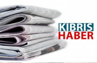 KKTC Gazete Manşetleri / 30 Nisan 2021