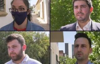 KKTC'li gençler Kıbrıs'ta çözümü...