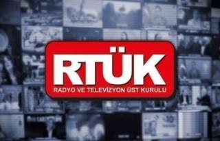 RTÜK, KRT ve Halk TV'ye en üst sınırdan idari...