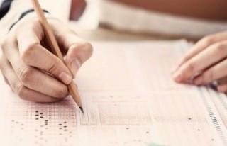 Sınava gireceklerin dikkatine!