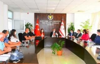 Sürdürülebilir Ortak Balıkçılık Yönetimi Komisyonu...