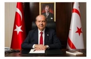 Tatar, 23 Nisan mesajı yayımladı