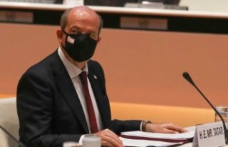 Tatar: Egemen eşitliğe dayalı sürdürülebilir...