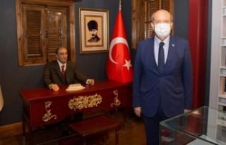 Tatar: Kıbrıs kökenli olan Türkeş, Kıbrıs'a...