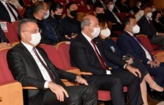 Tatar'dan 'Bir Zamanlar Kıbrıs' dizisine teşekkür