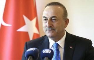 """TC DIŞİŞLERİ BAKANI ÇAVUŞOĞLU: """"Federasyon..."""