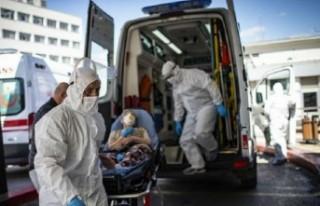 Türkiye'de iyileşen sayısı 4 milyon 167 bin...