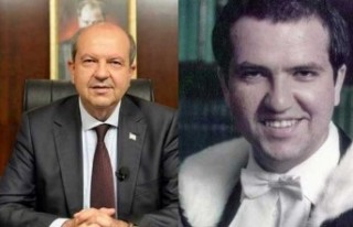 20'li yaşlarında Ersin Tatar