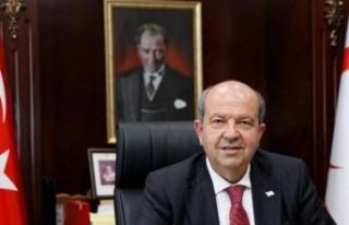 Cumhurbaşkanı Tatar:Anastasiadis küstah görmek...