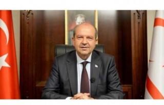 """Ersin Tatar'dan 1 Mayıs mesajı: """"Hedefimiz..."""