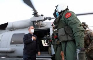 """""""İki devletli yapı Kıbrıs'ta tek çözümdür"""""""