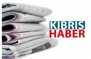 KKTC Gazetelerinin Manşetleri / 12 Mayıs 2021