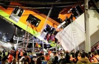 Meksika'da metro kazası: 15 kişi öldü, 70...