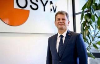 """ÖSYM Başkanı Aygün: """"2021-YKS'nin ilk..."""