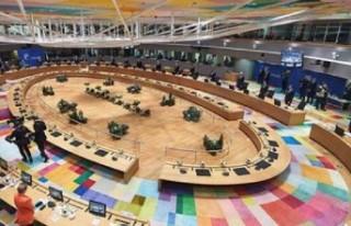 AB Konseyi Sonuç Bildirgesi Taslağı Anastasiadis...