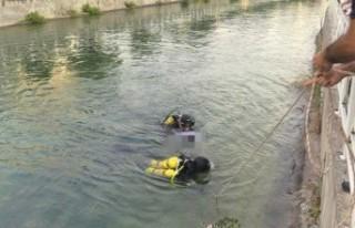 Adana'da sulama kanalı can aldı