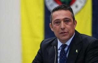 Ali Koç: Yeni teknik direktörümüzü Pazartesi...