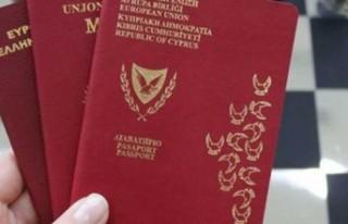 """""""Altın Pasaportlarla"""" Ilgili Soruşturma Tamamlanarak..."""