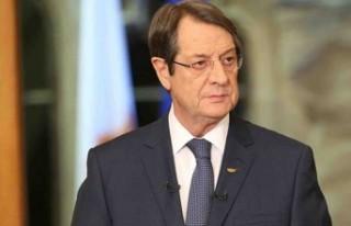 Anastasiadis: Müzakerelerden Önce Egemenliğin Çözülmesini...